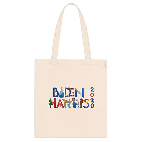 Biden/ Harris Tote Bag