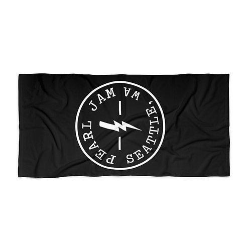 Pearl Jam Beach Towel