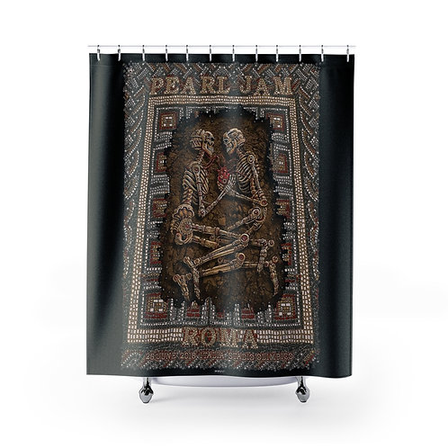 Roma '18 Shower Curtain