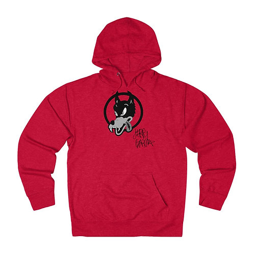J. Garcia Wolf - French Terry Hoodie