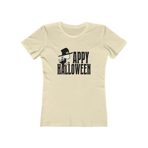 Appy Halloween The Boyfriend Tee