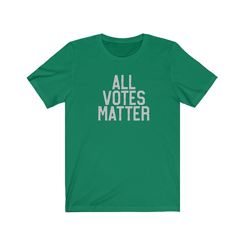 All Votes Matter