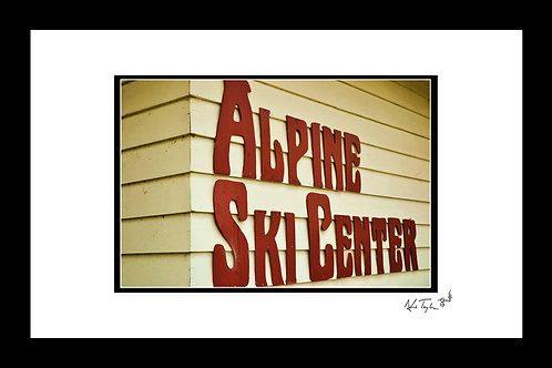Alpine Ski Center