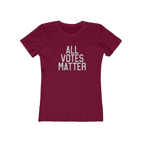 All Vote Matter The Boyfriend Tee