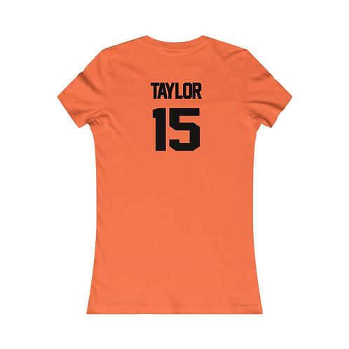 Bob Taylor #15 - Women's Favorite Tee