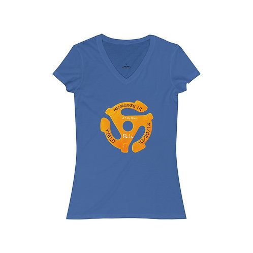 Yield Wisconsin - V-Neck Tee