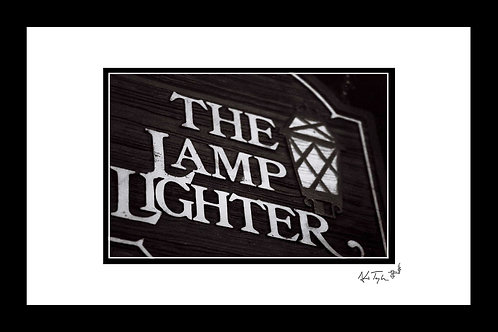 The Lamp Lighter