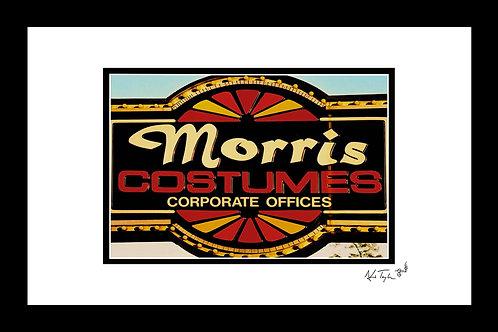 Original Morris Costume