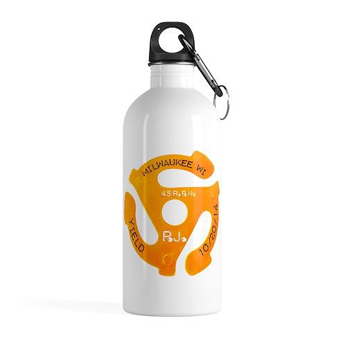 Yield Wisconsin Stainless Steel Water Bottle