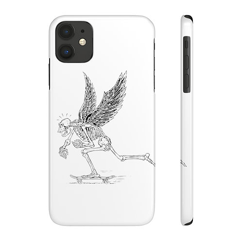 Wicked Monkey Slim Phone Cases