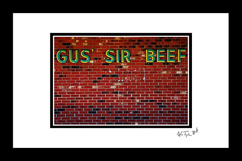 Gus' Sir Beef