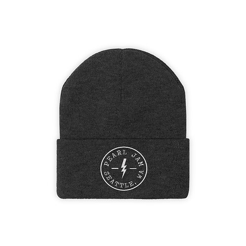Seattle Patch Knit Beanie