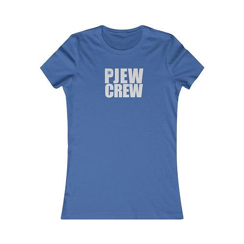 PJew Crew Variant Women's Favorite Tee