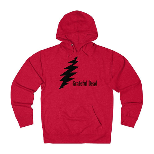 Grateful Dead- French Terry Hoodie