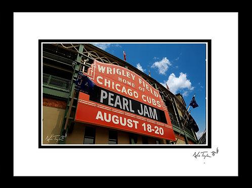 Pearl Jam Aug. 18 & 20