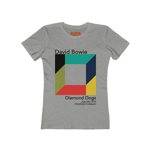 Diamond Dogs '75 - Boyfriend Tee