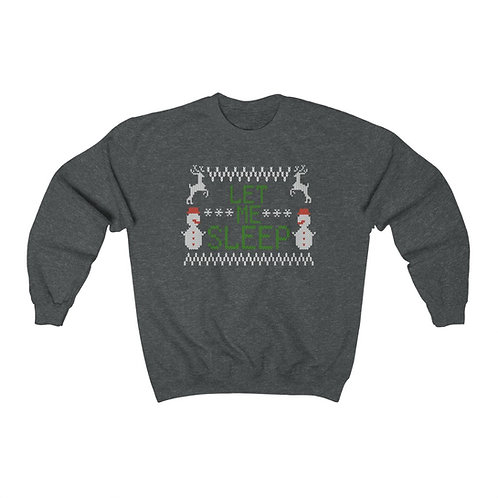 Let Me Sleep Unisex Heavy Blend™ Crewneck Sweatshirt