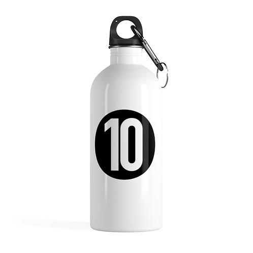 10 Stainless Steel Water Bottle