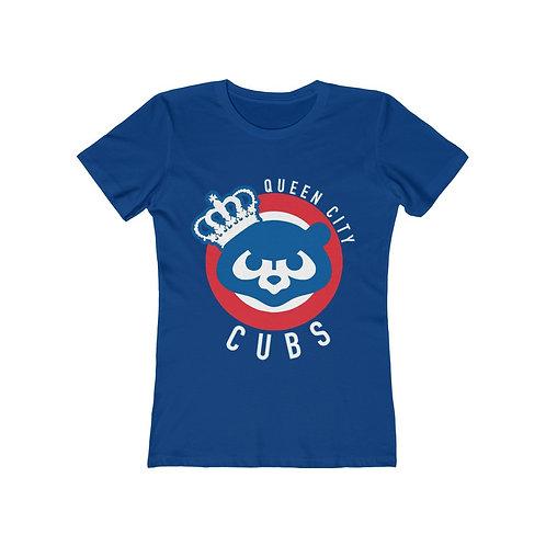 Queen City Cubs - Boyfriend Tee