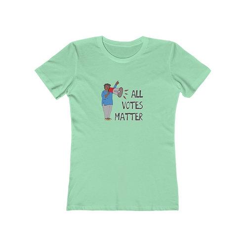 All Votes Matter Abrams The Boyfriend Tee