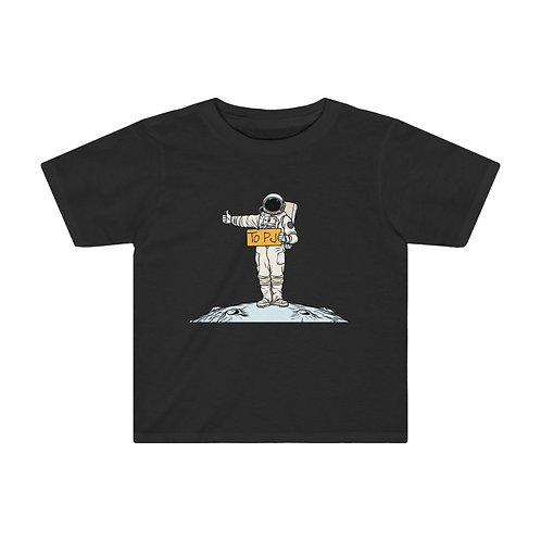 Hitchhiker - Kids Tee