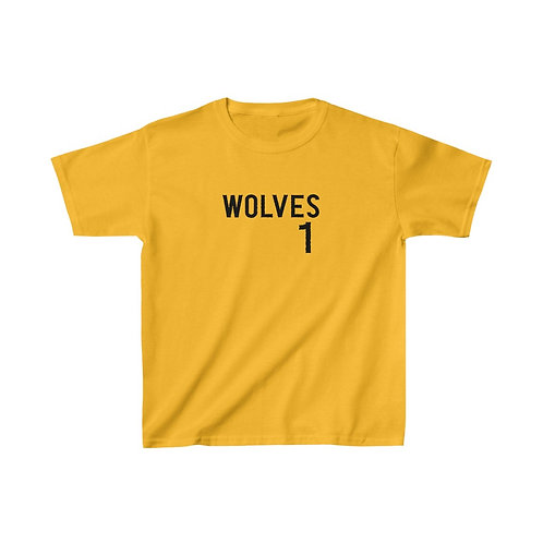 Wolves 1 Kids Heavy Cotton™ Tee