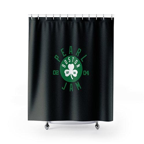 Boston '18 Shower Curtain