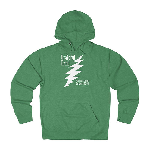 MSG '88 Grateful Dead- French Terry Hoodie