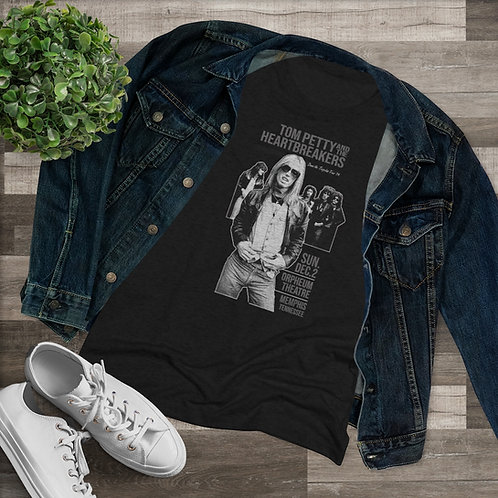 Tom Petty Memphis '79 -  Triblend Tee