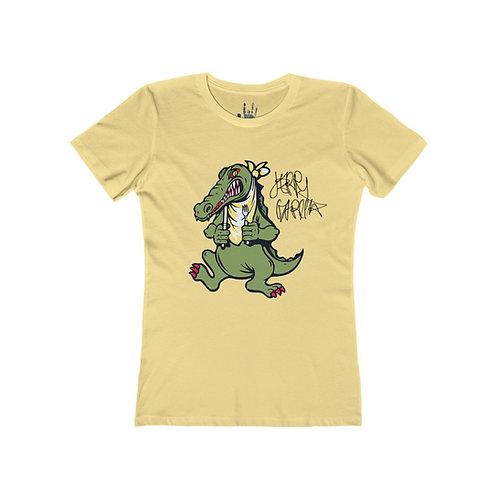 J. Garcia Alligator -  Boyfriend Tee
