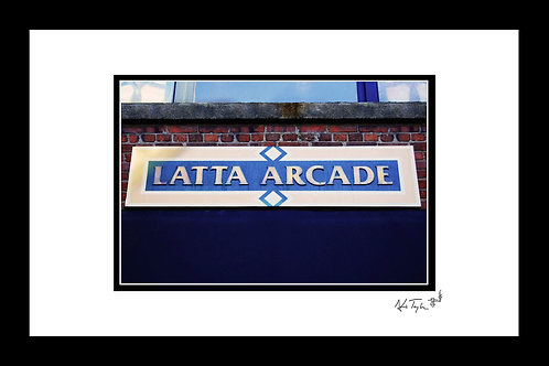 Latta Arcade