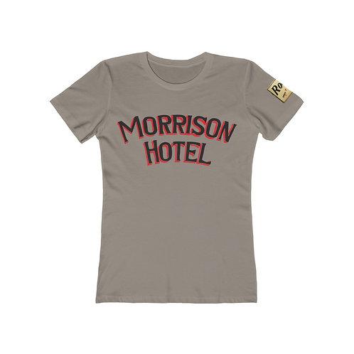Morrison Hotel - Boyfriend Tee