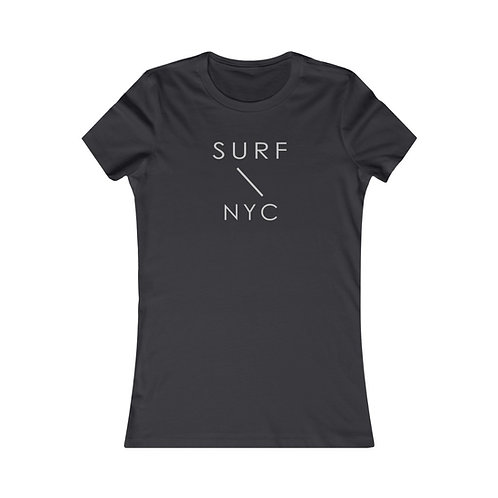 Surf NYC Women's Favorite Tee