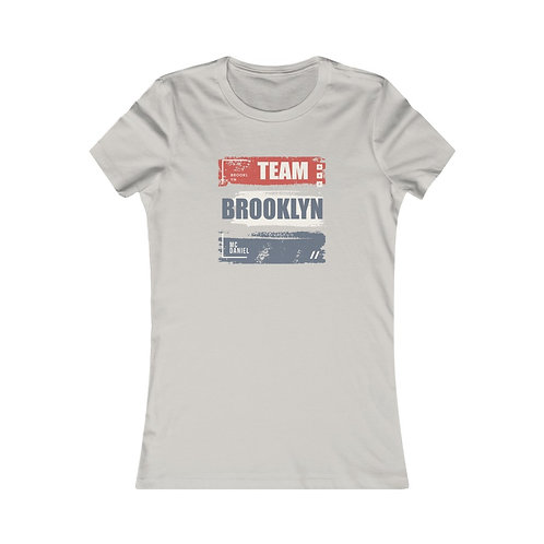 Team Brooklyn Women's Favorite Tee