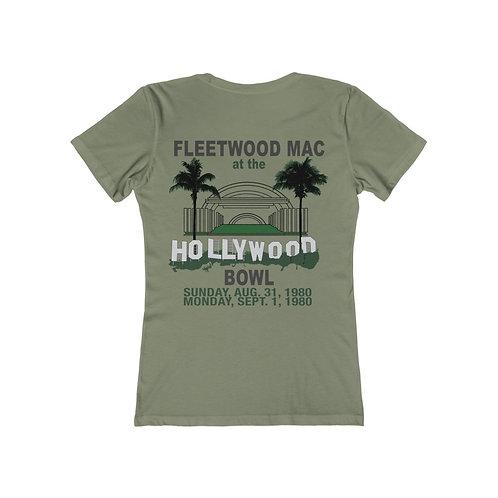Fleetwood Mac Live at the Hollywood Bowl 1980 - Boyfriend Tee