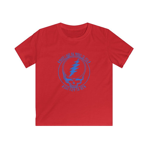 Wings Kids Softstyle Tee