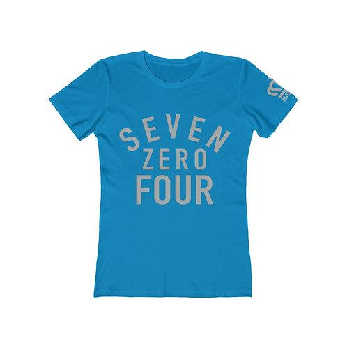 Seven Zero Four - Boyfriend Tee