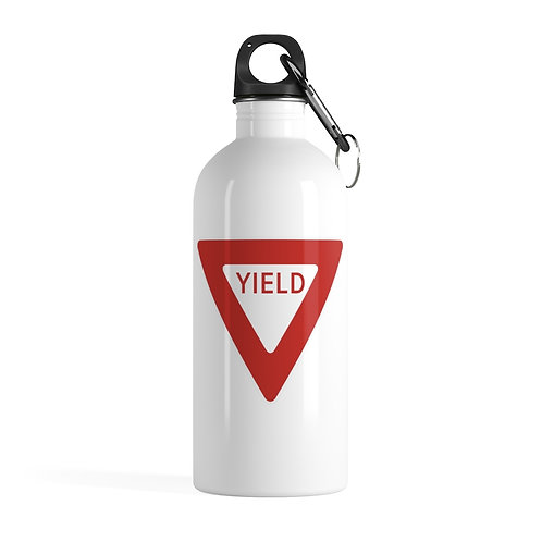 Yield Stainless Steel Water Bottle