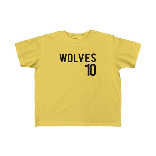 10 Womble Bond Kid's Fine Jersey Tee