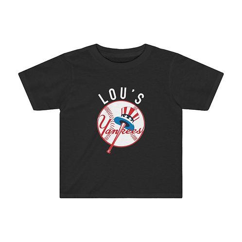 Lou's Yankees  - Kids Tee