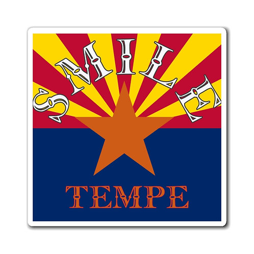 Smile Tempe Magnets