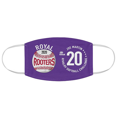 Royal Rooters Rivalry Softball Mask
