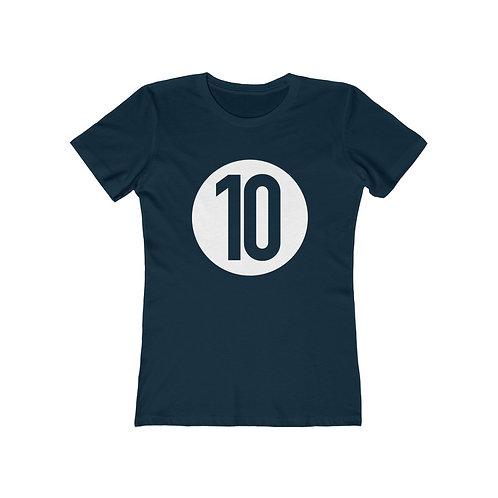 10 - Boyfriend Tee