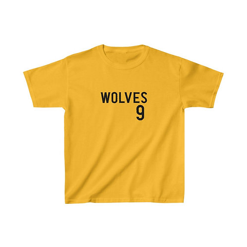Wolves 9 Kids Heavy Cotton™ Tee