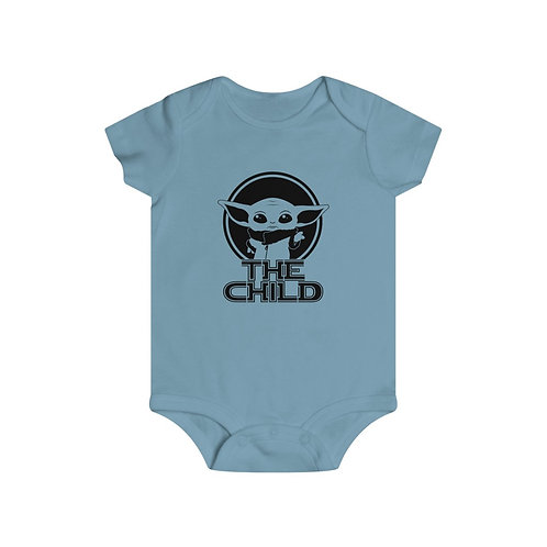 The Child Transparent- Onesie