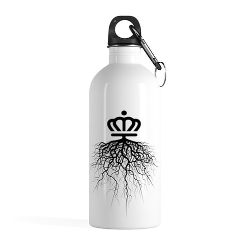 Charlotte Roots Stainless Steel Water Bottle