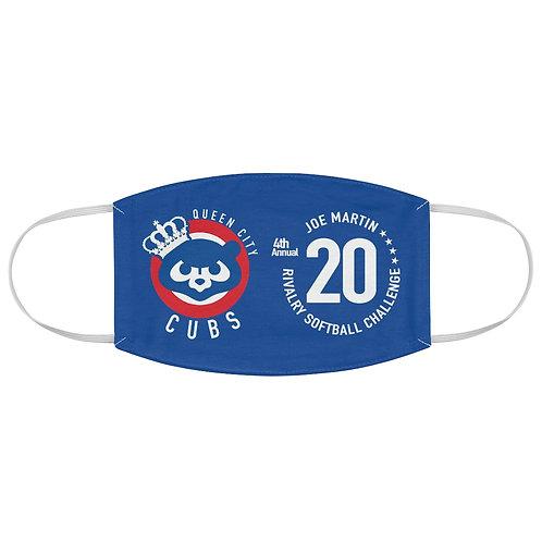 Queen City Cubs Rivalry Softball Mask