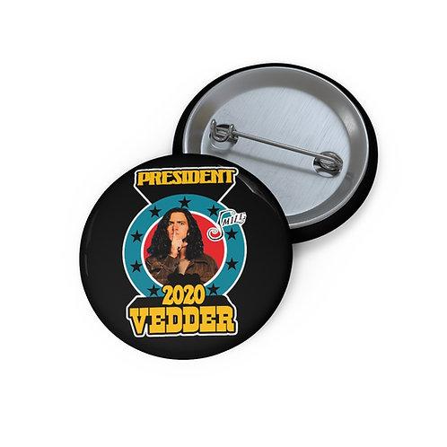 Vedder for President 2020