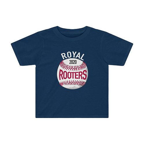 Royal Rooters  - Kids Tee