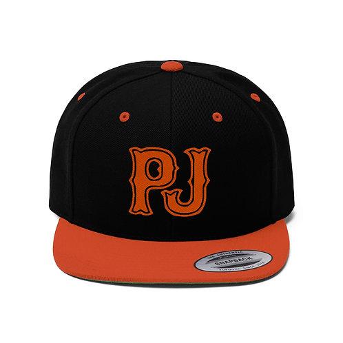 PJ Unisex Flat Bill Hat